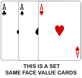 Same Value Cards