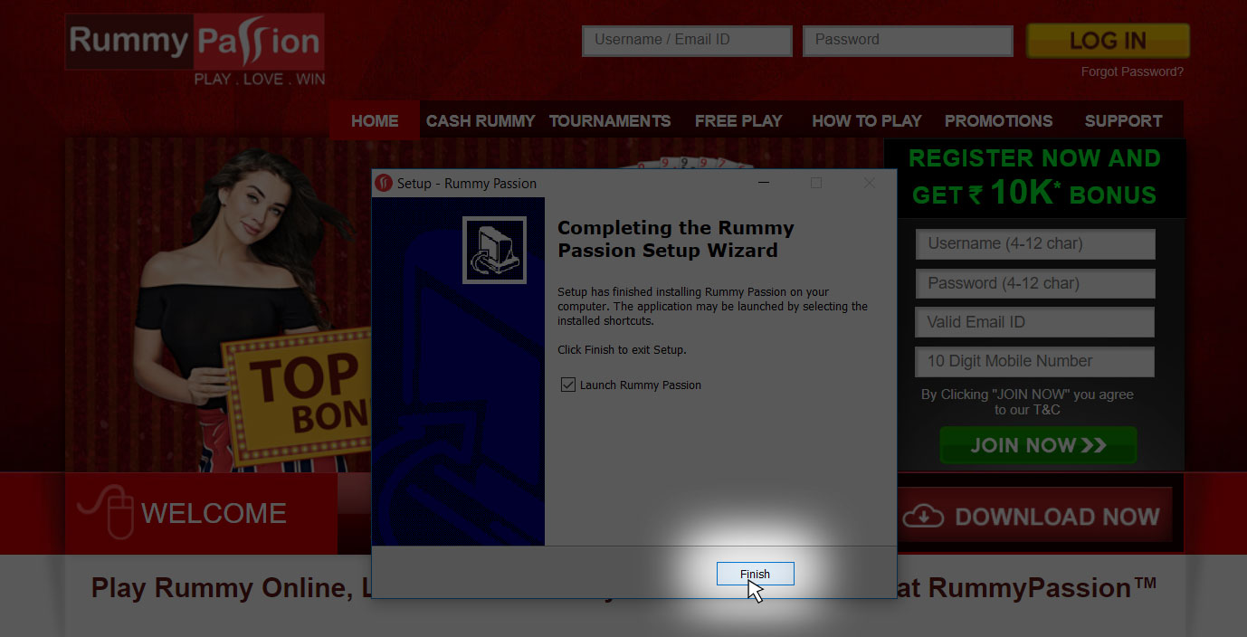 Download Rummy App for Android and IOS | Rummy Mobile Game