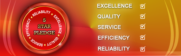 Rummy Passion 5 Star Pledge to provide best services to its customers