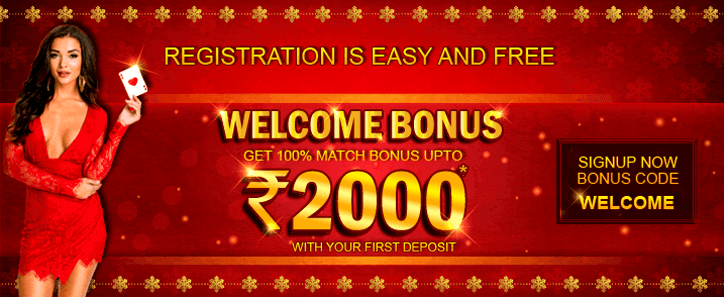 Rs. 2000 welcome bonus @ Rummy Passion