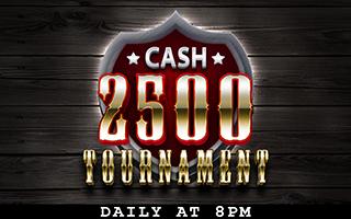 Cash 2500