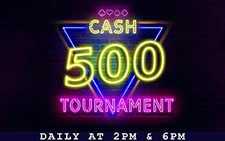 Cash 500