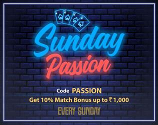 Grab Rs 5000 bonus every Sunday