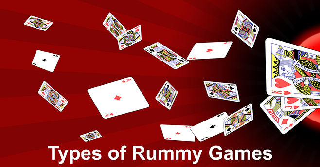Types of Rummy Games