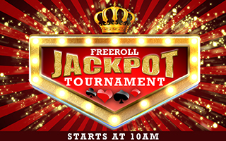 Freeroll Jackpot Tournament Rs. 1000 GTD
