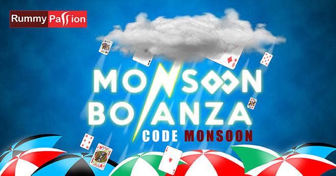 Monsoon Bonanza at Rummy Passion