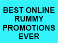Best Online Rummy Promotions Ever