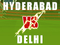 SRH Vs DD  - Will DD Shred Stage Fright and Win Against SRH?