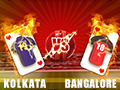 IPL Day Two Match Two – KKR Versus RCB
