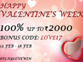 Celebrate Valentine's Week at Rummy Passion! Play, Love, Win!