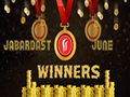 Rummy Leaderboard - Top Ten Winners at Rummy Passion in June 2017