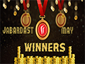 Rummy Leaderboard - Top Ten Winners at Rummy Passion in May