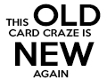 This Old Card Craze Is New Again