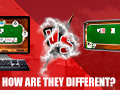 Desktop Rummy Vs. Mobile Rummy - How they are Different