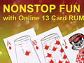 Nonstop Fun with Online 13 Card Rummy Games!