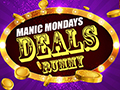 Manic Mondays Cash Bonus on Deals Rummy