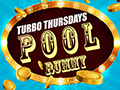 Turbo Thursdays Cash Bonus on Pool Rummy