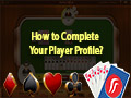 Rummy Passion: Structural Approach of Player Profile Completion