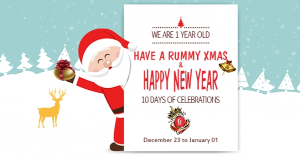 Rummy Passion is Turning 1 Year!
