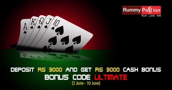 Ultimate – The New Bonus at Rummy Passion
