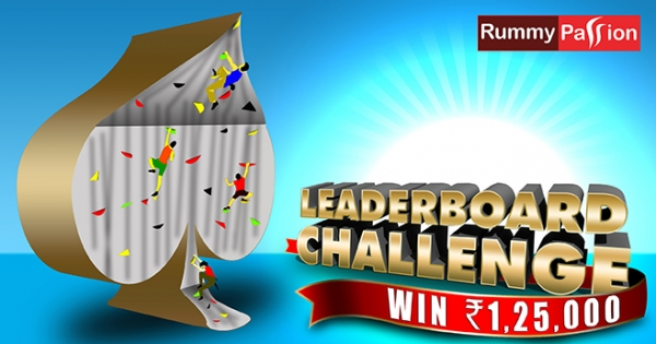 Leaderboard Challenge at Rummy Passion