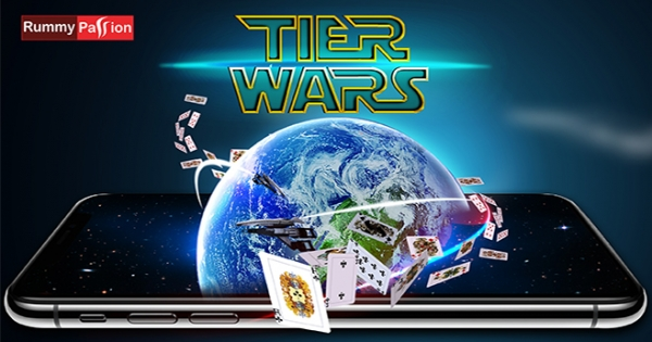 Win Rs 1 Lac in Tier Wars at Rummy Passion