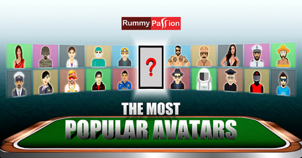 The Most Popular Avatars at Rummy Passion - What's Yours?