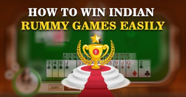 How to Win Indian Rummy Games Easily