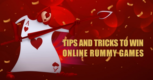 rummy tricks