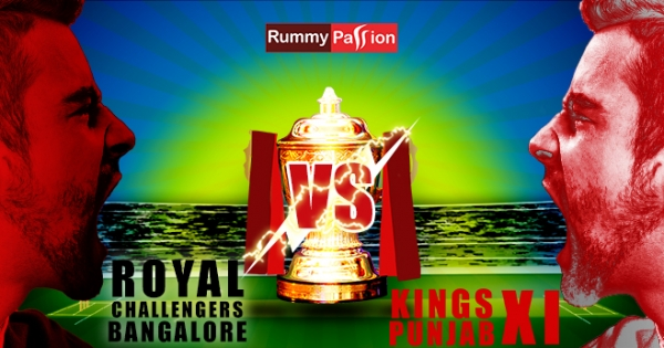 IPL Friday Face Off on April 13 – KXI Punjab Vs RC Bangalore