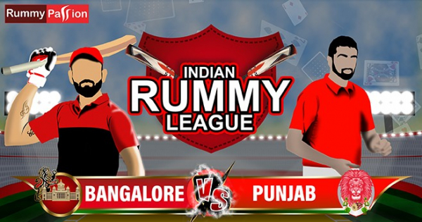 T-20 24th April 2019 – Bangalore Vs Punjab