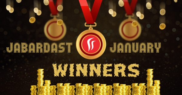 Rummy Leaderboard - Top Ten Winners at Rummy Passion in January