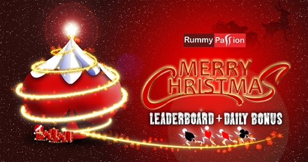 Christmas Celebrations at Rummy Passion