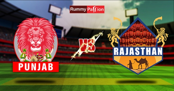 Play Rummy & Win Prizes - Predict KIXP Vs RR IPL 2018 Match Result