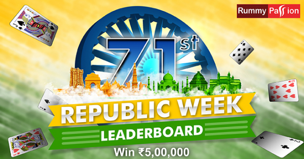 Republic Week Leaderboard
