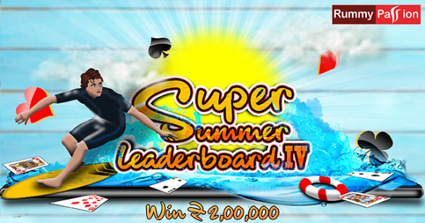Super Summer Leaderboard IV