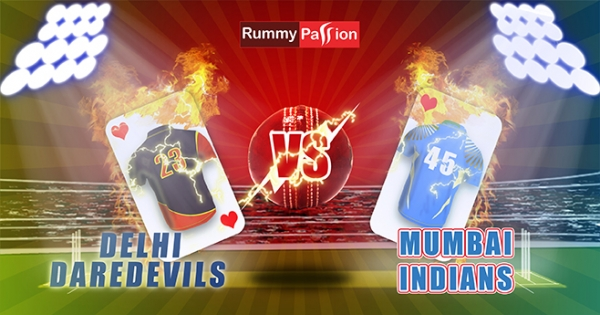 DD Vs MI IPL Match Results - Will DD Again Mark a Victory Against MI?