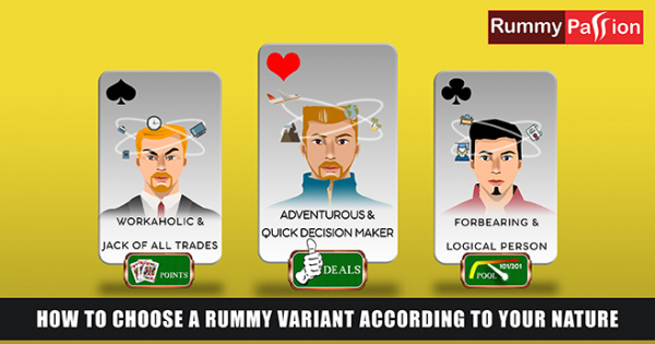 How to Choose a Rummy Variant According to Your Nature