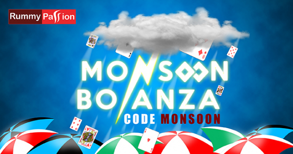 Monsoon Bonanza at Rummy Passion