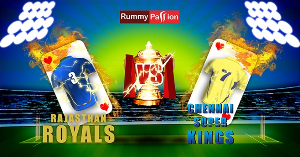 RR Vs CSK IPL 2018 Match, Predict & Win Cash Prizes at Rummy Passion