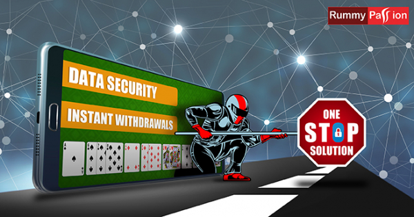 Rummy Passion - One-Stop Solution to Your Data Security & Withdrawals!