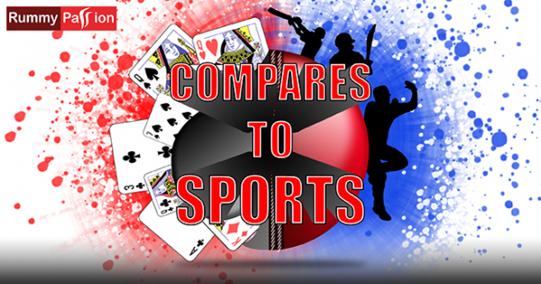 How Online Rummy Compares to Sports - Five Things to Note