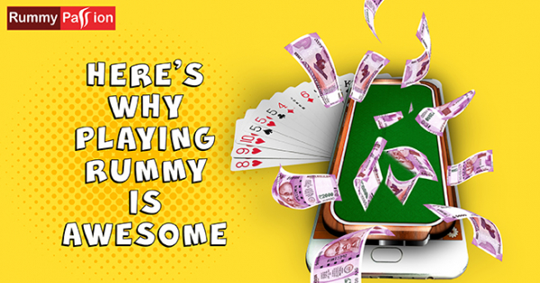 Here's Why Playing Rummy is Awesome at Rummy Passion