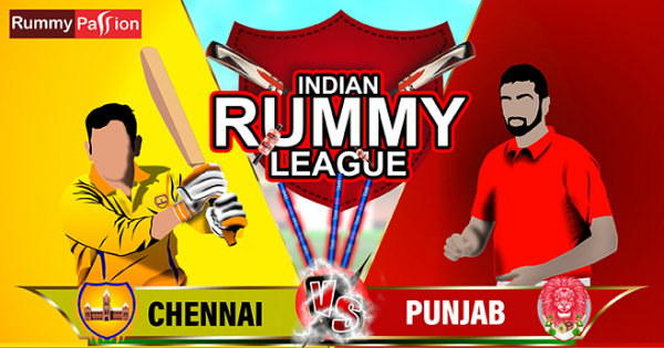 T-20 6th April 2019 – Chennai Vs Punjab