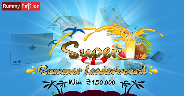 Super Summer Leaderboard