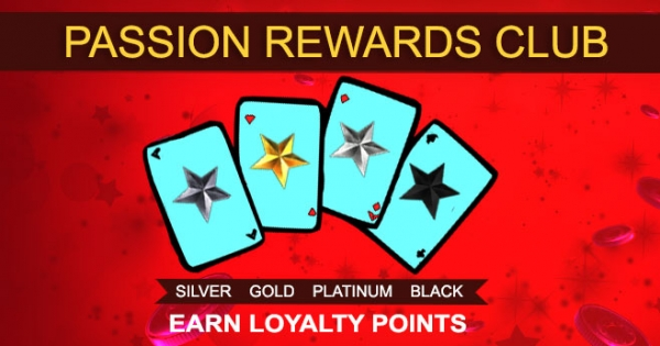 The Rummy Advantage with Passion Rewards Club