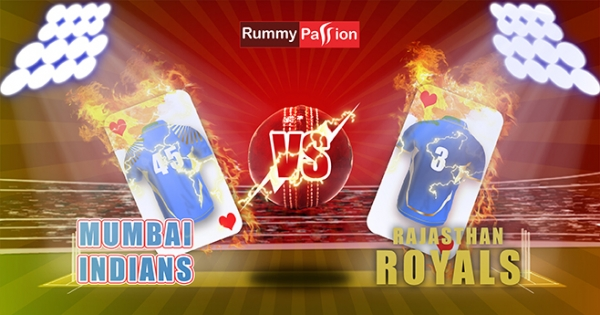 Cash Bonanza Predict & Win for IPL 2018 Royals vs Indians Match