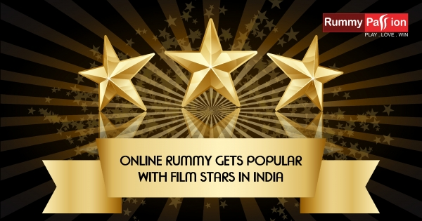 Online Rummy Gets Popular With Film Stars in India