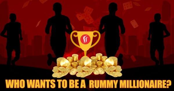 Who wants to be a Rummy Millionaire?
