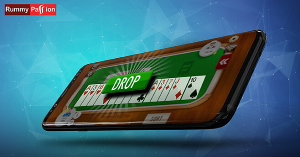 When to Drop in Online Rummy